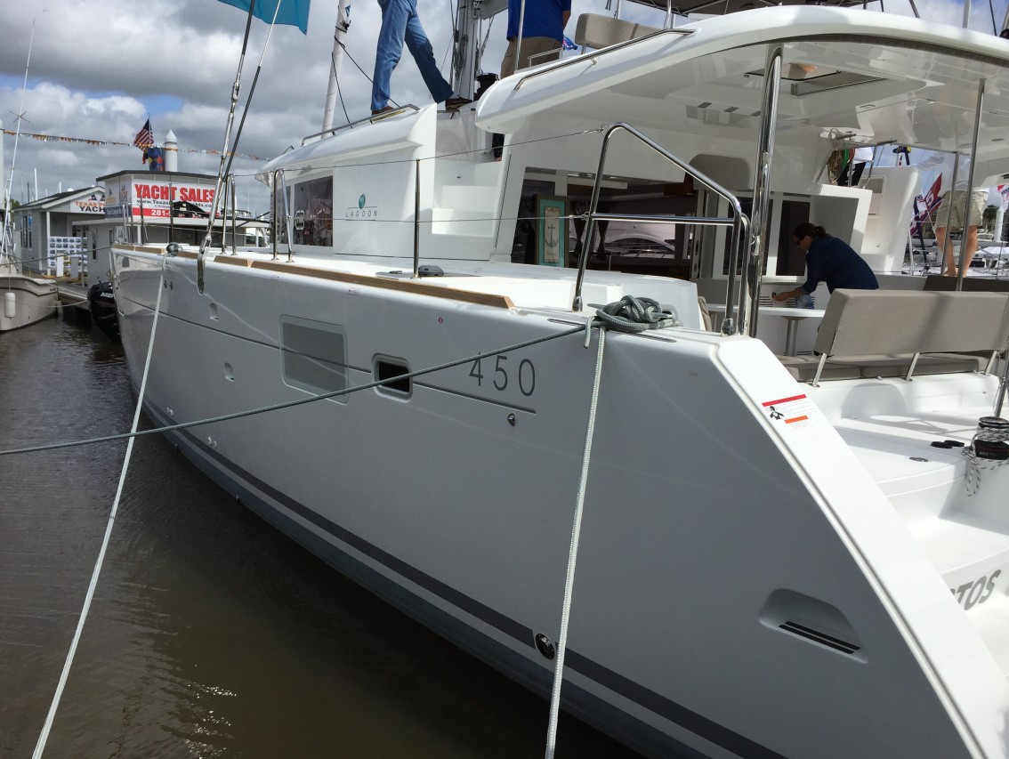 Cats, Wheels and Fighting Cancer:  Southwest International Boat Show