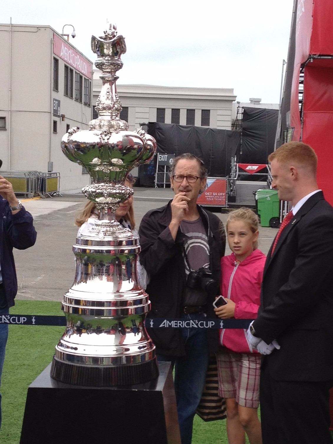 You Watching?  America's Cup Bermuda:  Sunday 3 p.m. ET / 2 p.m.CT